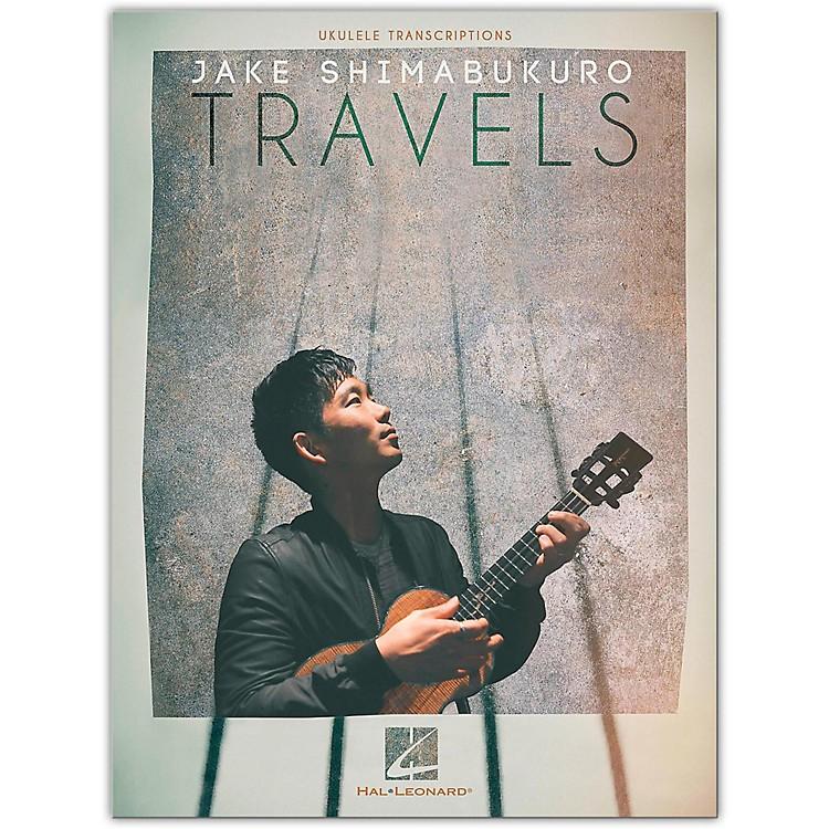 Hal LeonardJake Shimabukuro - Travels Ukulele Songbook