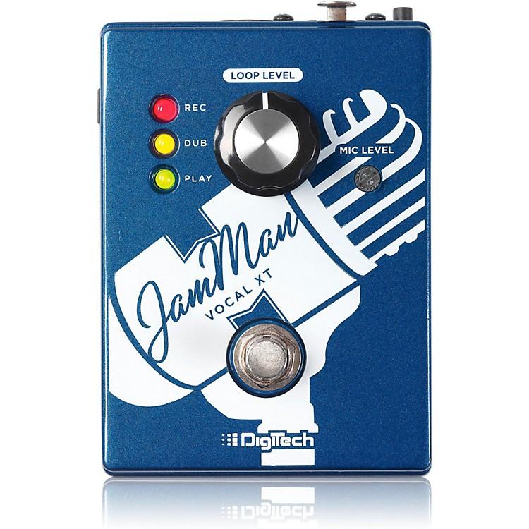 DigiTechJamMan Vocal XT Vocal Looper Effects Pedal