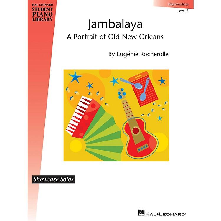 Hal LeonardJambalaya Piano Library Series by Eugénie Rocherolle (Level Inter)