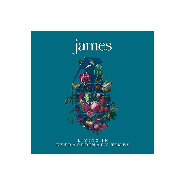 Alliance James - Living In Extraordinary Times