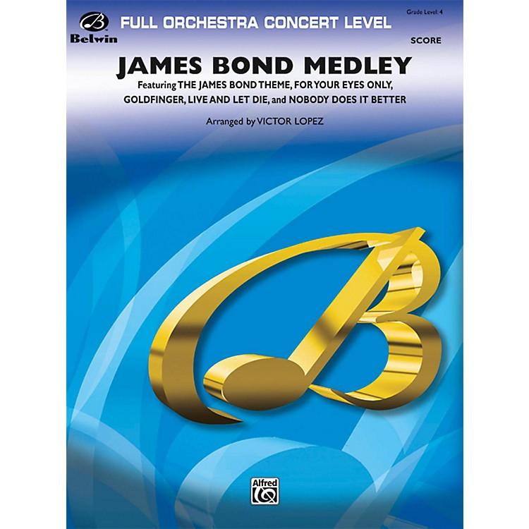 BELWINJames Bond Medley Grade 4