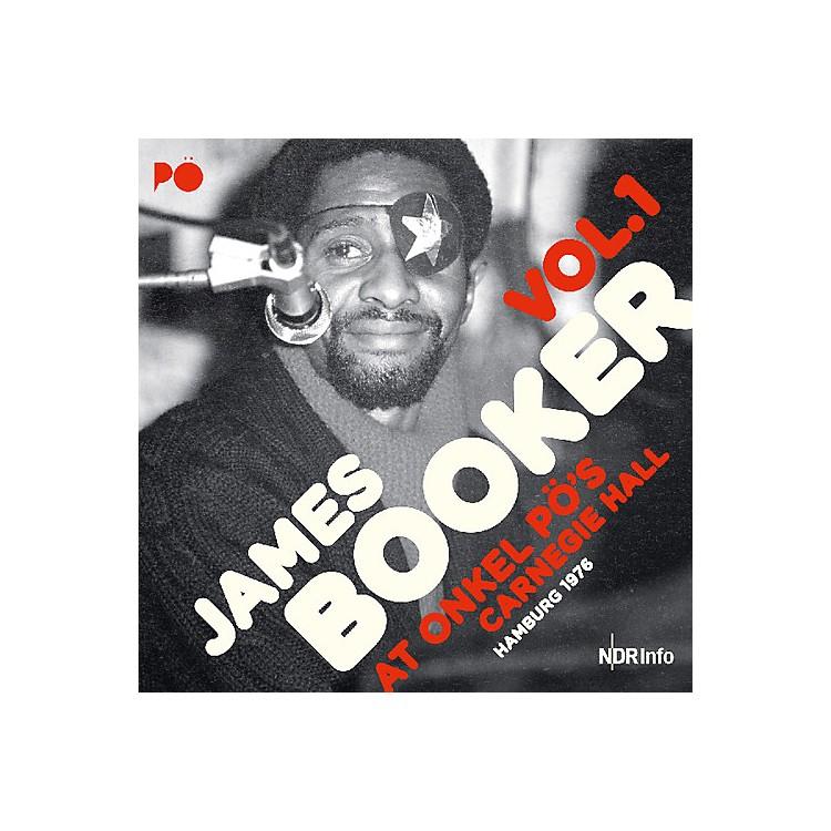 AllianceJames Booker - At Onkel Po's Carnegie Hall Hamburg 1976 1