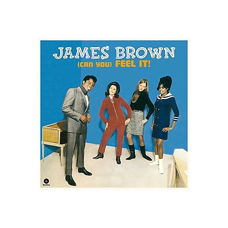 Alliance James Brown - (Can You) Feel It!
