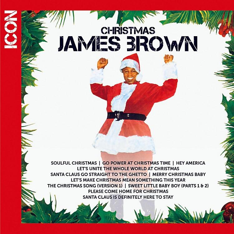 Universal Music GroupJames Brown - Icon Christmas CD