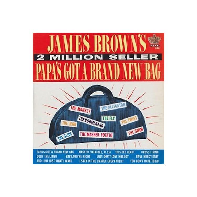 AllianceJames Brown - Papa's Got a Brand New Bag