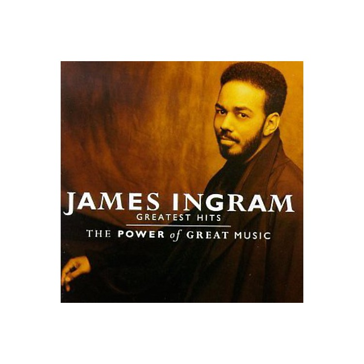 Alliance James Ingram - Greatest Hits Power of Great Music (CD)