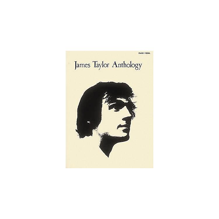 Hal LeonardJames Taylor Anthology Book