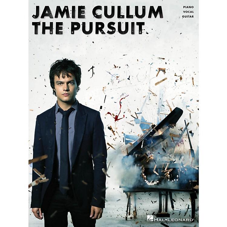 Hal LeonardJamie Cullum - The Pursuit PVG Songbook