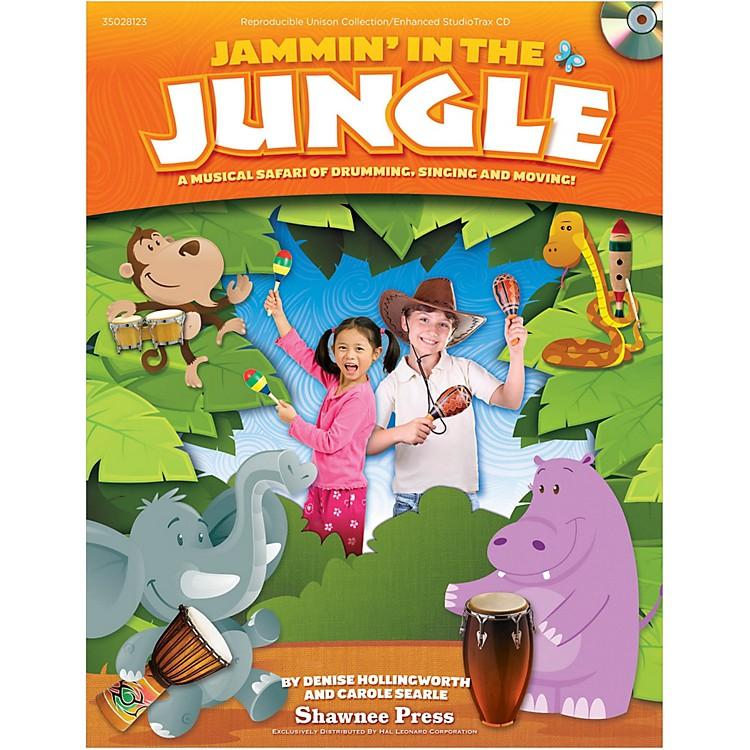 Hal LeonardJammin' In The Jungle! Book/CD-ROM