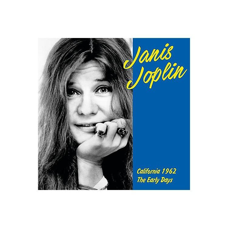 AllianceJanis Joplin - California 1962: Early Years