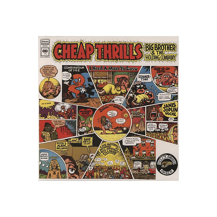 AllianceJanis Joplin - Cheap Thrills
