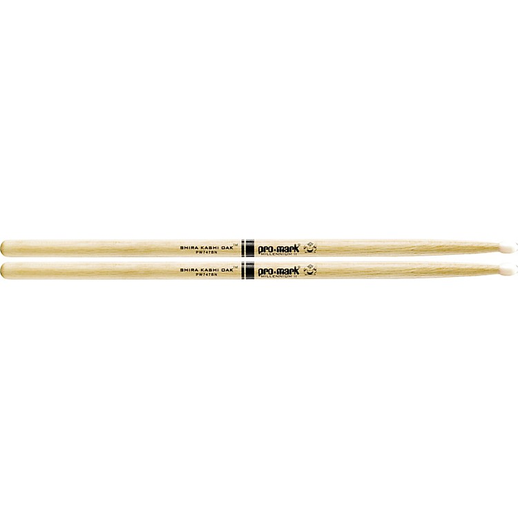 PROMARK Japanese White Oak Drumsticks Nylon 2B
