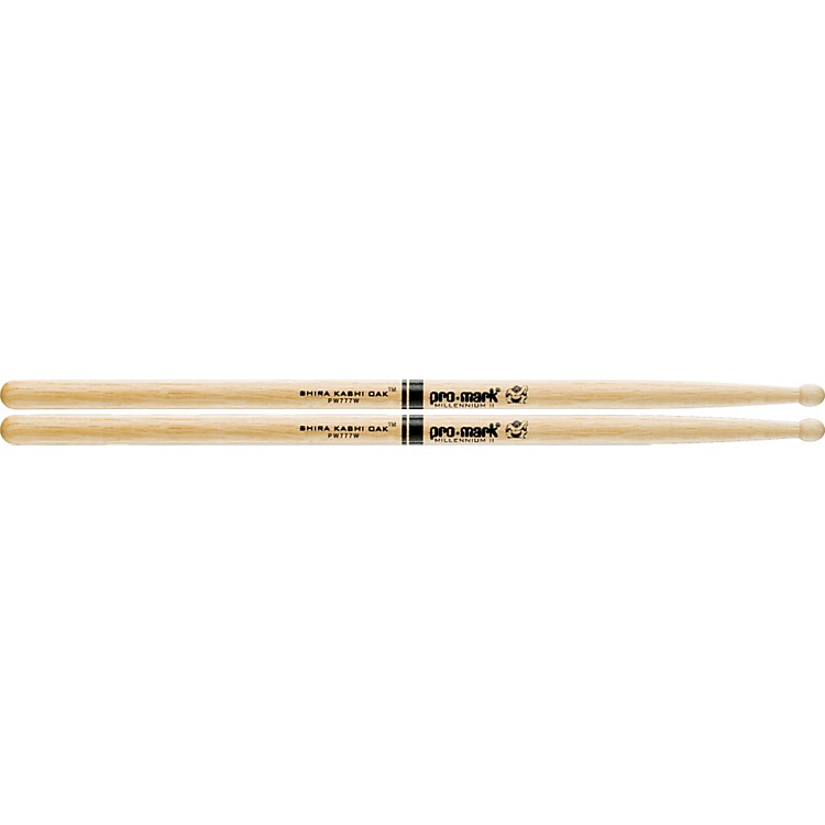PROMARK Japanese White Oak Drumsticks Wood 777