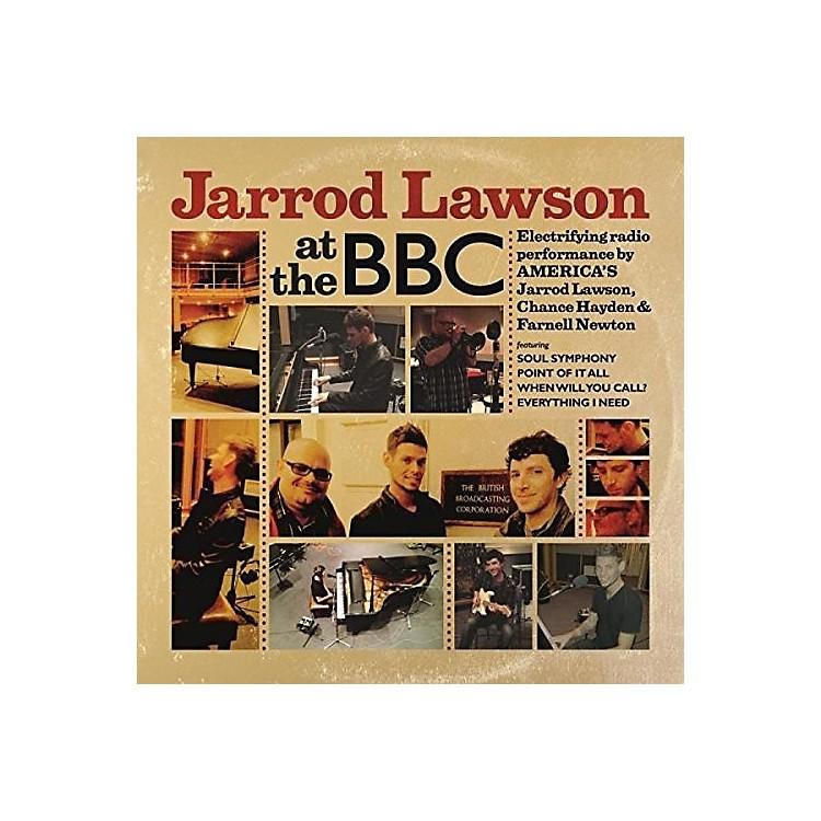 AllianceJarrod Lawson - Jarrod Lawson at the BBC