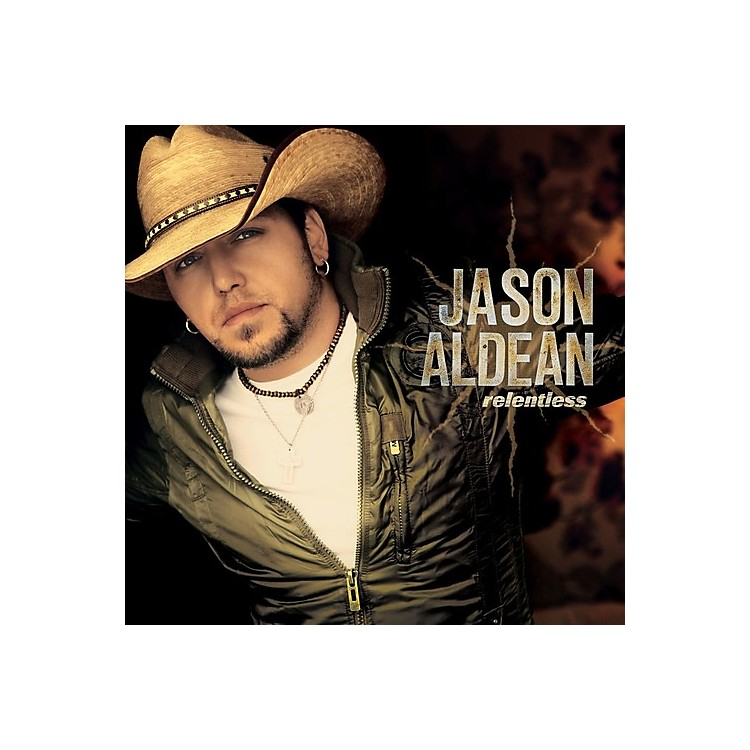 Alliance Jason Aldean - Relentless (CD)