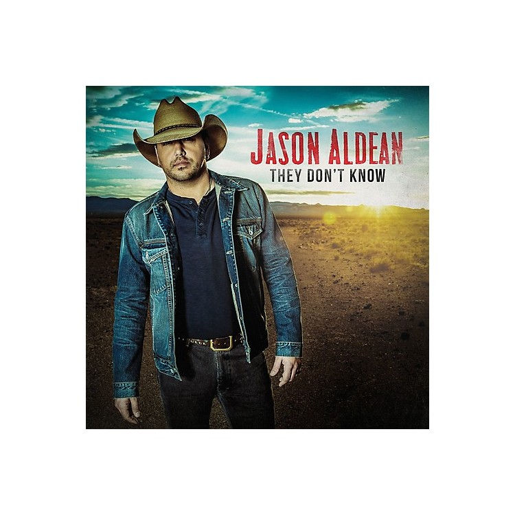 Alliance Jason Aldean - They Don't Know (CD)