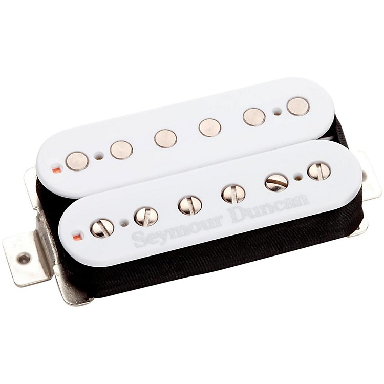 Seymour DuncanJason Becker Signature Humbucker Bridge Guitar PickupWhite