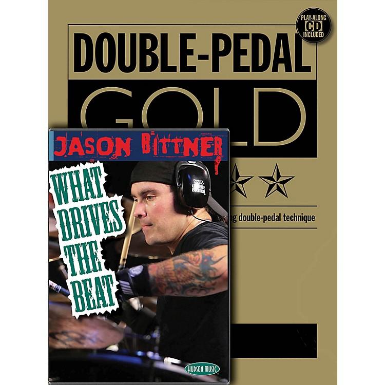 Hudson MusicJason Bittner - Double Bass Drum Pro Method (Book/CD/DVD Pack) DVD Series Performed by Jason Bittner