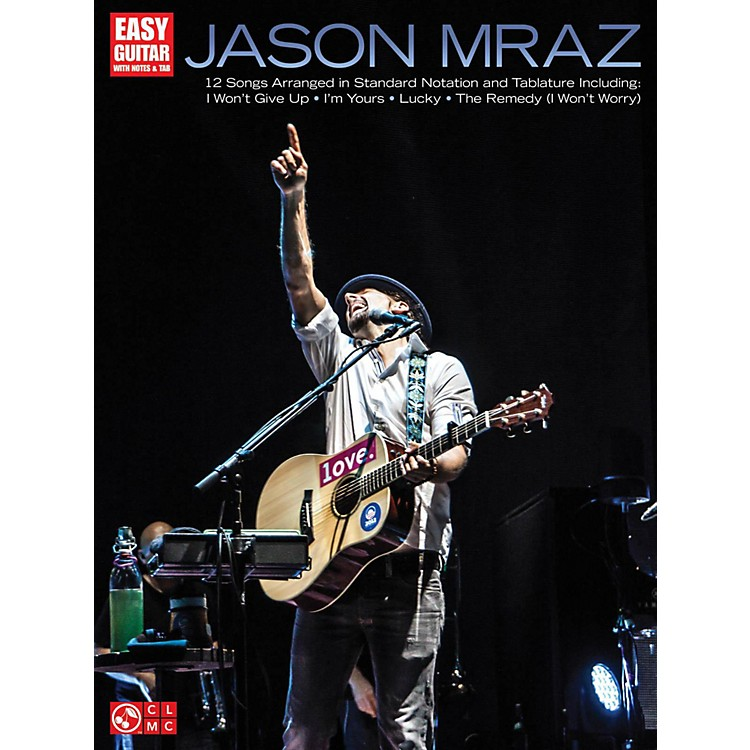 Hal Leonard Jason Mraz - Easy Guitar With Tab
