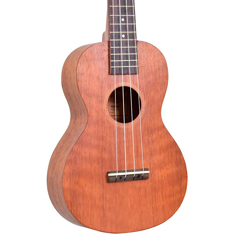 Mahalo Java Series MJ2 Concert Ukulele Transparent Brown