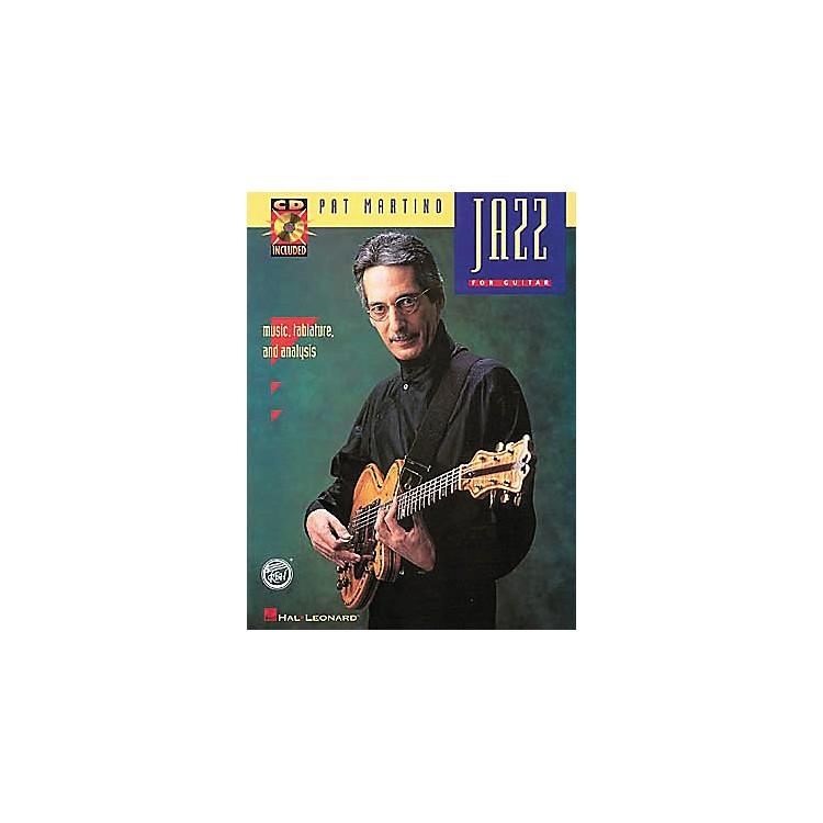 Hal LeonardJazz - Pat Martino (Book and CD Package)