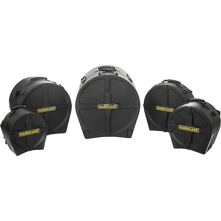 HARDCASEJazz 5-Piece Drum Case Set
