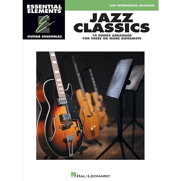Hal LeonardJazz Classics Essential Elements Guitar Series Softcover