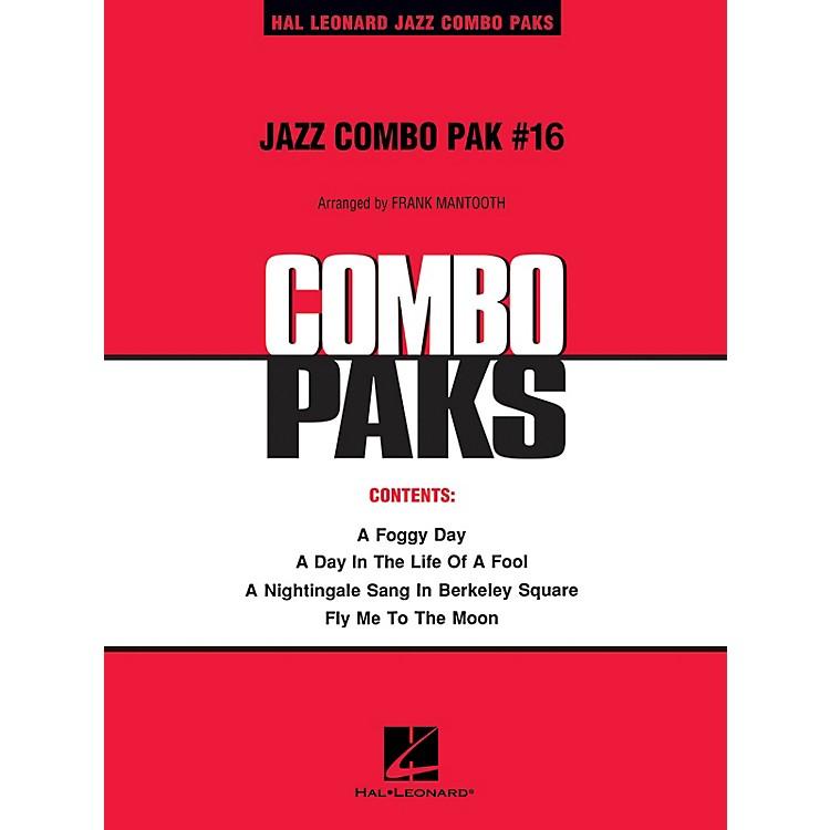 Hal LeonardJazz Combo Pak #16 (with audio download) Jazz Band Level 3 Arranged by Frank Mantooth