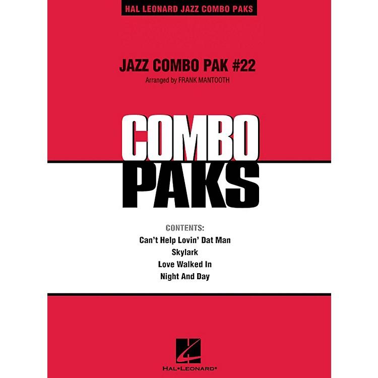 Hal LeonardJazz Combo Pak #22 (with audio download) Jazz Band Level 3 Arranged by Frank Mantooth