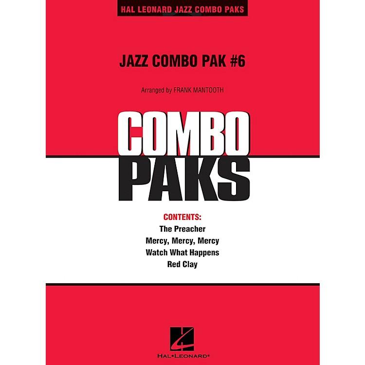Hal LeonardJazz Combo Pak #6 (with audio download) Jazz Band Level 3 Arranged by Frank Mantooth
