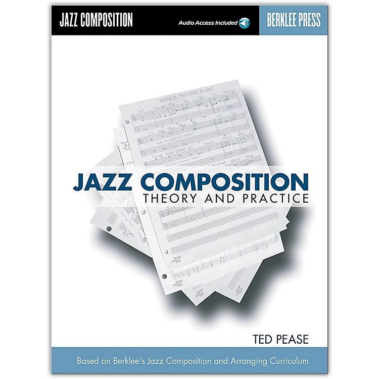 Berklee Press Jazz Composition Book/Online Audio