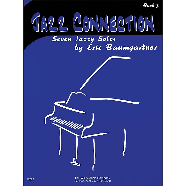 Willis MusicJazz Connection (Seven Jazzy Solos) Book 3