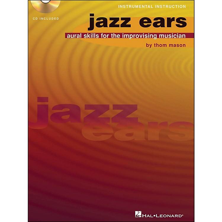 Hal LeonardJazz Ears Book/CD