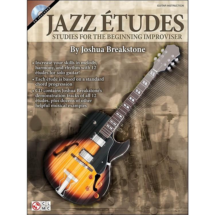 Cherry LaneJazz Etudes: Studies for The Beginning Improviser (Book/CD)