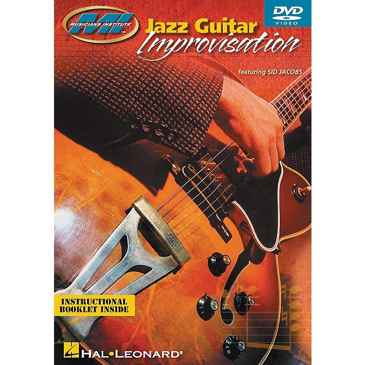 Musicians InstituteJazz Guitar Improvisation