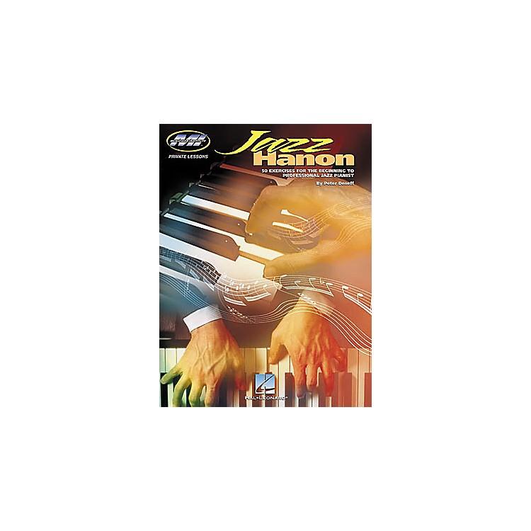 Hal LeonardJazz Hanon Book