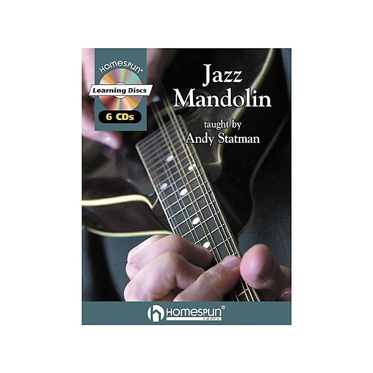 HomespunJazz Mandolin (Book/CD)