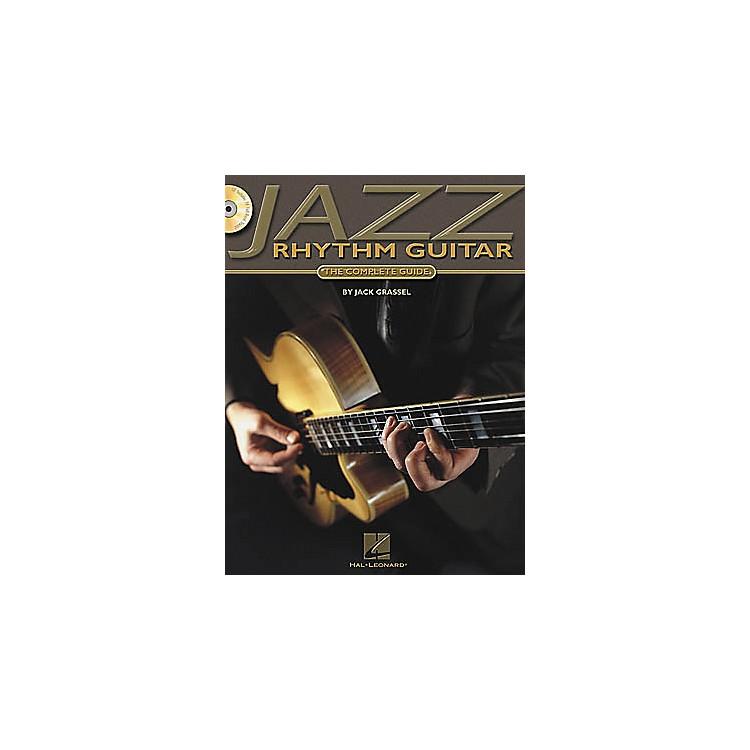 Hal LeonardJazz Rhythm Guitar Book/CD