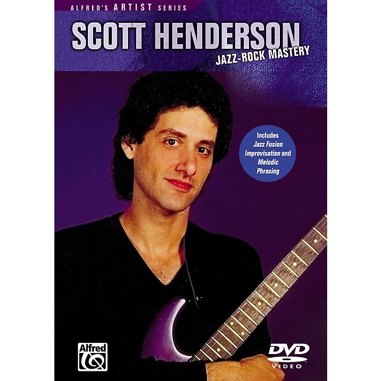 AlfredJazz Rock Mastery - Scott Henderson DVD