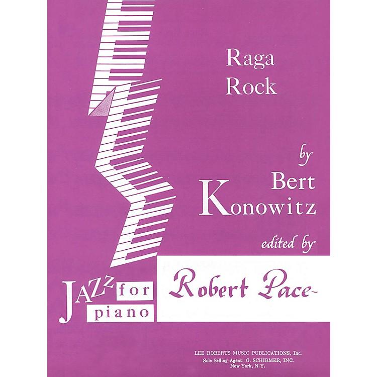 Lee RobertsJazz-Rock (Multi-Level), Raga Rock Pace Jazz Piano Education Series