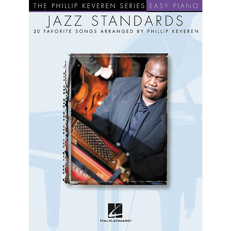 Hal LeonardJazz Standards - Phillip Keveren Series For Easy Piano