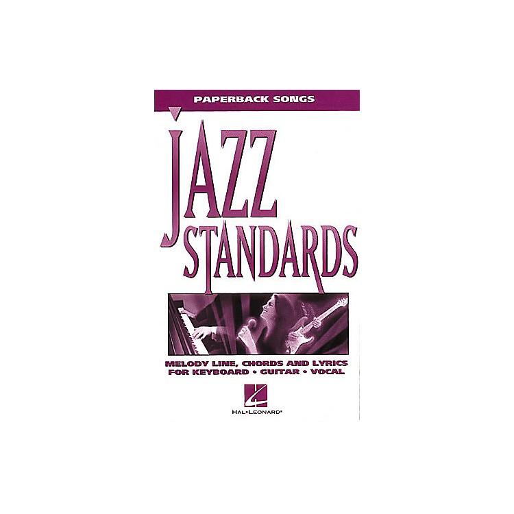 Hal LeonardJazz Standards Book
