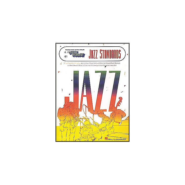 Hal Leonard Jazz Standards E-Z Play 61