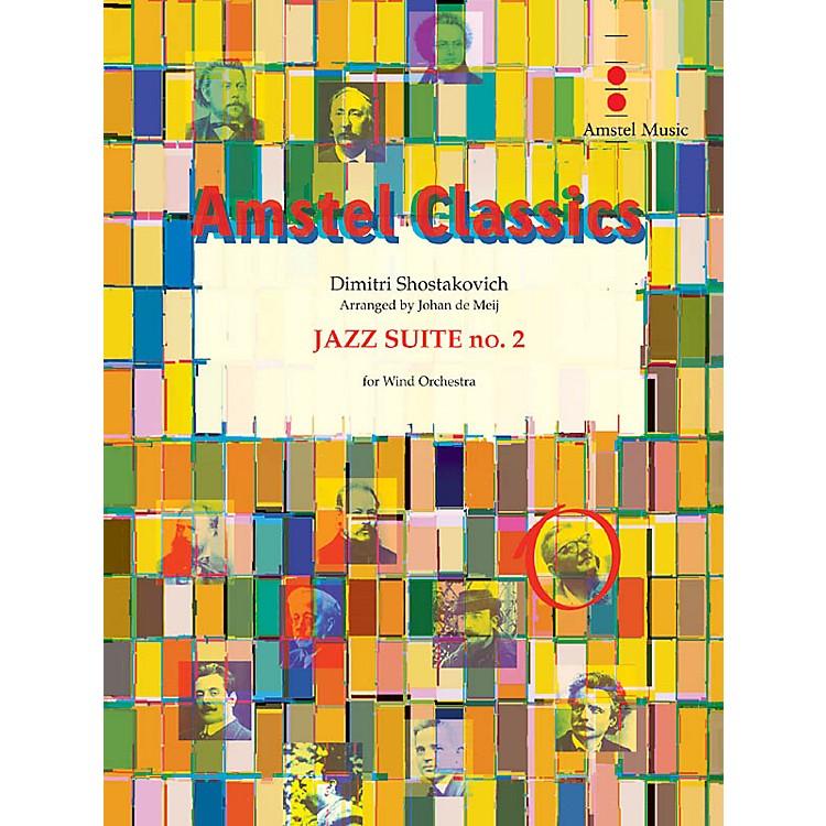 Amstel MusicJazz Suite No. 2 - Complete Edition (all 6 mvts.) Concert Band Level 3-5 Arranged by Johan de Meij