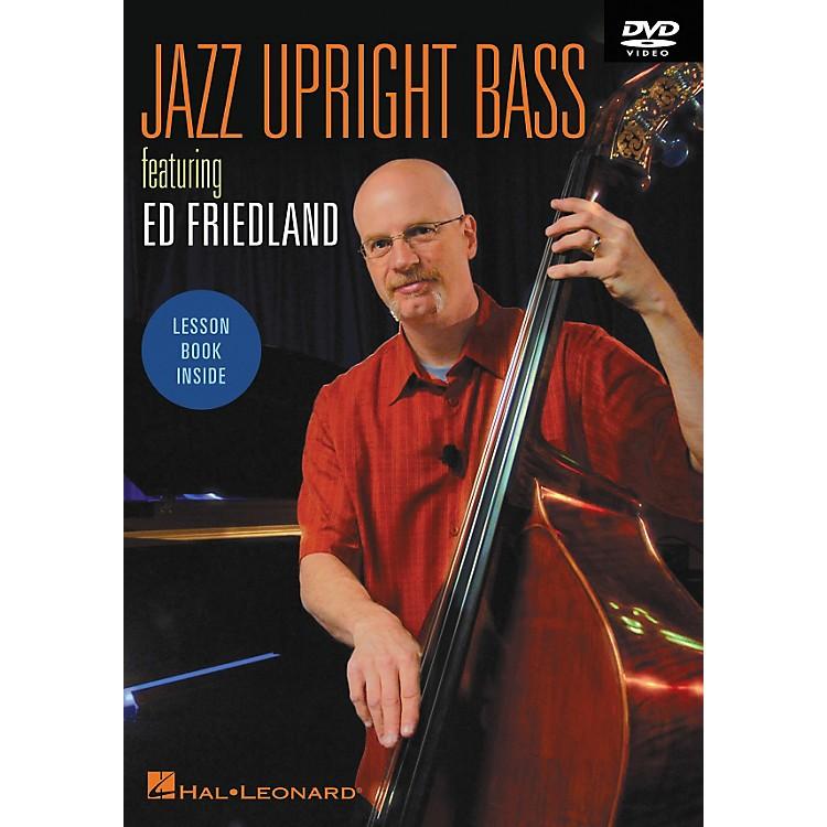 Hal LeonardJazz Upright Bass DVD Featuring Ed Friedland