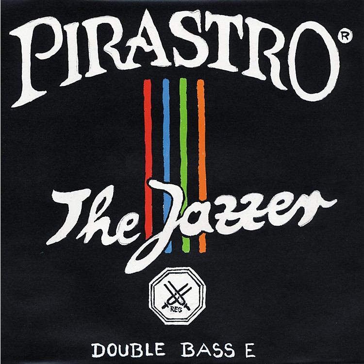 PirastroJazzer Series Double Bass C High Solo String3/4 Size