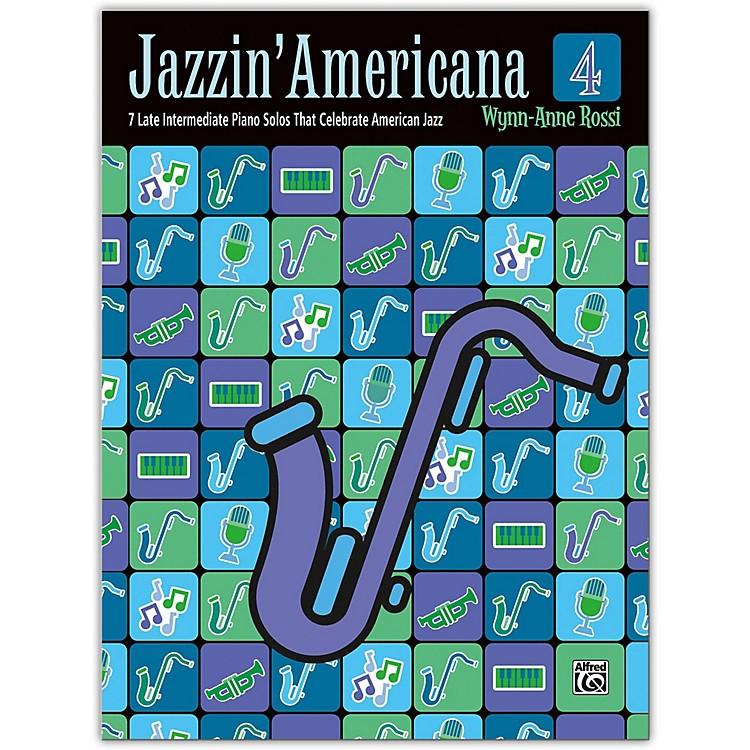 AlfredJazzin' Americana Book 4 Late Intermediate