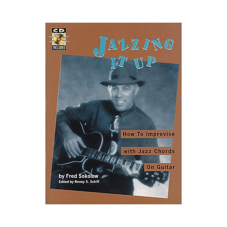 Hal LeonardJazzing It Up (Book/CD)