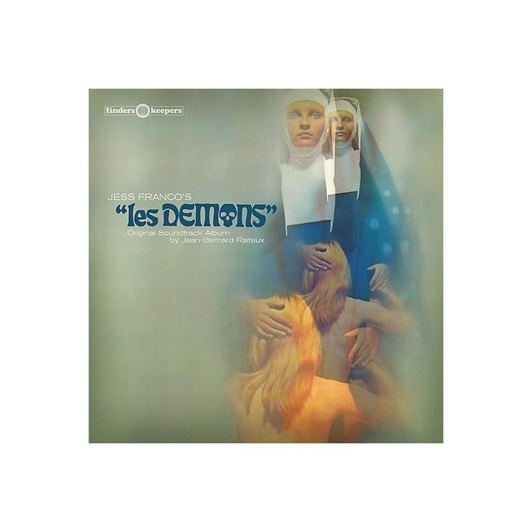 AllianceJean-Bernard Raiteux - Les Demons - O.s.t.
