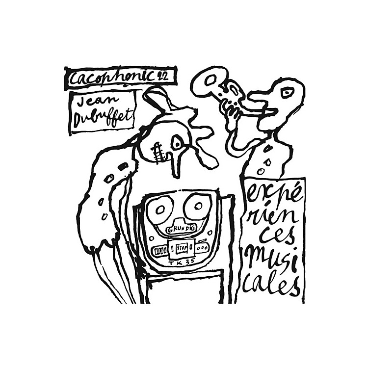 AllianceJean Dubuffet - Experiences Musicales De Jean Dubuffet